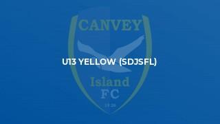 U13 Yellow (SDJSFL)