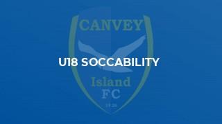 U18 Soccability