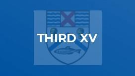 Third XV