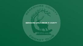 Berkshire Girls Under 11 County