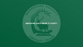 Berkshire Girls Under 17 County