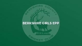 Berkshire Girls EPP