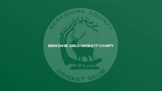 Berkshire Girls Under 17 County
