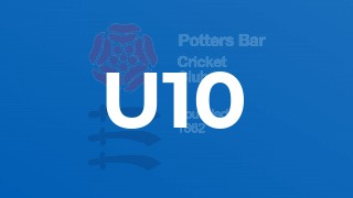 U10 Potters Bar secured a comfortable win over a spirited Shenley team.