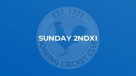 Sunday 2ndXI