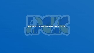 Younger Juniors (8-12 year olds)
