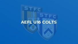 AEFL U16 Colts