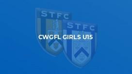 CWGFL Girls U15