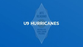 U9 Hurricanes
