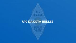 U10 Dakota Belles