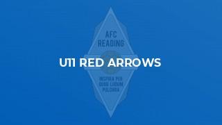 U11 Red Arrows