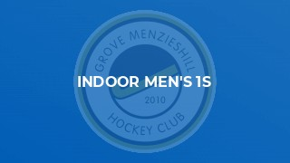 Indoor Men's 1s