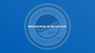 Indoor Mens 3s Nat League