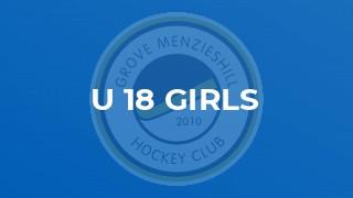 U 18 Girls