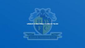 Under 10 Kestrels Sunday Team
