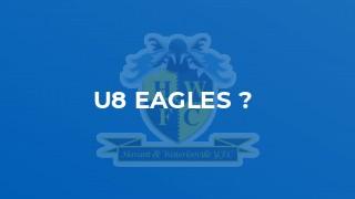 U8 Eagles ?