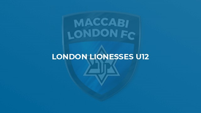 London Lionesses U12