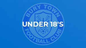Under 18's suffer first home league defeat