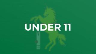 Cublington under 11's vs Aston Rowant under 11's