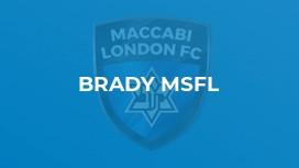 Brady MSFL