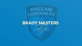 Brady Masters