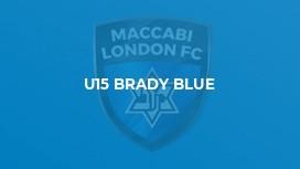 U15 BRADY BLUE