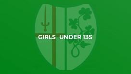 Girls  Under 13s