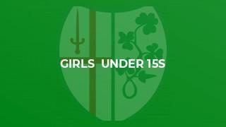 Girls  Under 15s