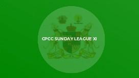 CPCC Sunday League XI