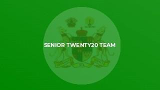 Senior Twenty20 Team