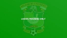 Ladies Training Only