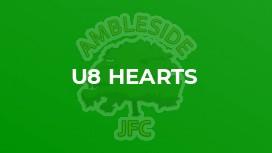 U8 Hearts