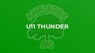 U11 Thunder