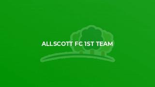 Allscott FC 1st Team