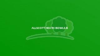 Allscott Heath Bowls B