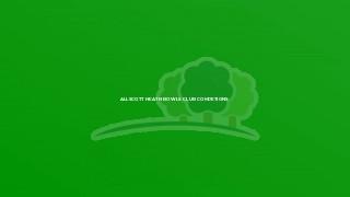 Allscott Heath Bowls Club Competions