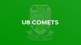 U8 Comets