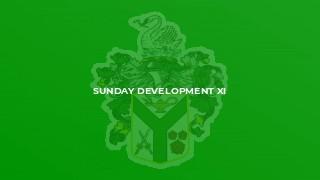Sunday Development XI