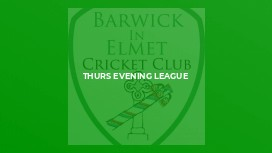 Thurs Evening League