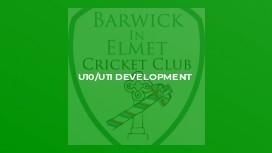 U10/U11 Development