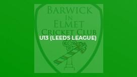 U13 (Leeds League)
