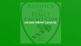 U13 (Wetherby League)