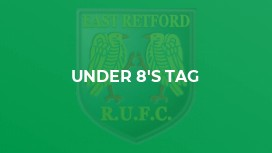 Under 8's Tag