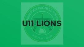 U11 Lions