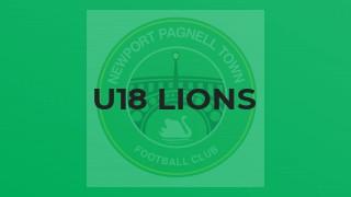 U18 Lions