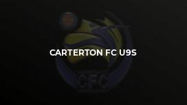 Carterton FC U9s