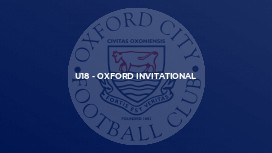 U18 - Oxford Invitational
