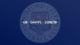 U8 - OMYFL - 2018/19