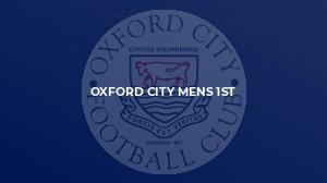Report - Oxford City 0-3 Concord Rangers