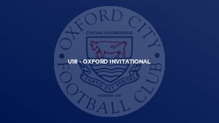 U18 - Oxford Invitational